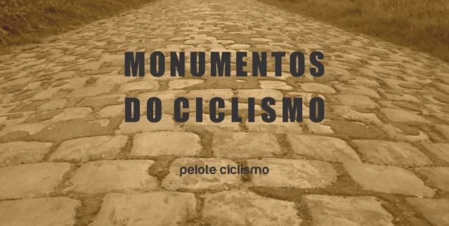 As Monumentos do Ciclismo