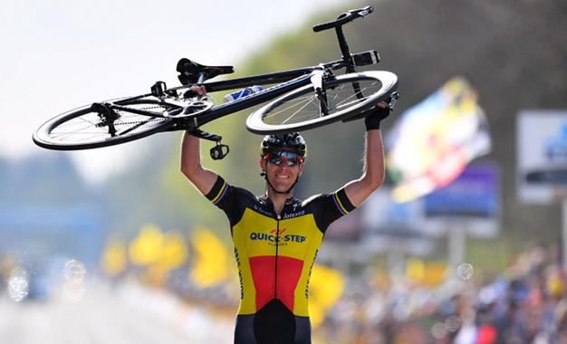 Volta aos Flandres 2021 a Ronde van Vlaanderen