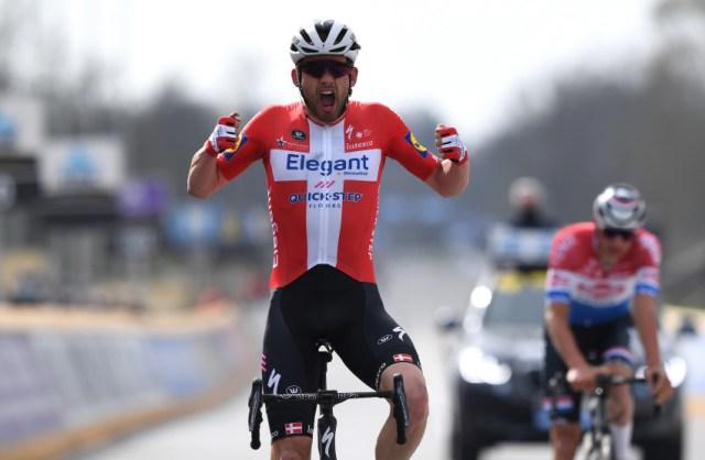 Kasper Asgreen vence a Ronde Van Vlaanderen 2021 | Foto Getty