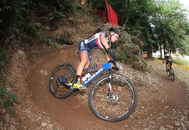 Loana Lecomte, ciclista Look MTB XCO | Foto Divulgação