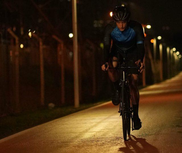 Ciclovia recebe iluminação Led em São Paulo | Foto Divulgação ENEL Pelote Ciclismo
