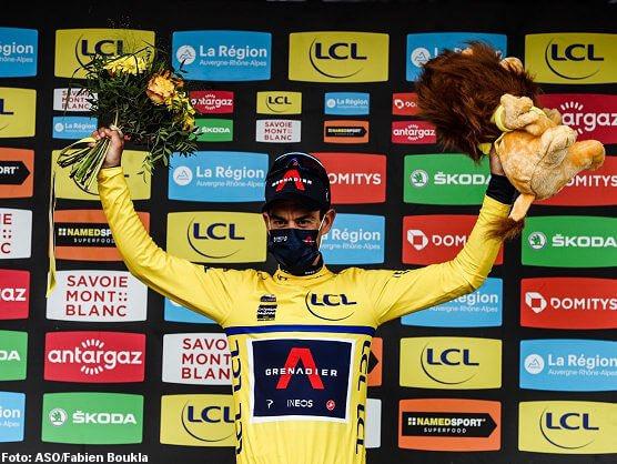 Richie Porte vence o Critérium du Dauphiné 2021 | Pelote Ciclismo