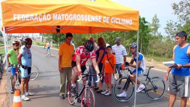 Prova de ciclismo em Mato Grosso | SECEL