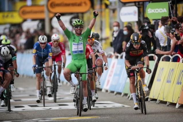 Mark Cavendish a uma vitória de igualar Eddy Merckx!