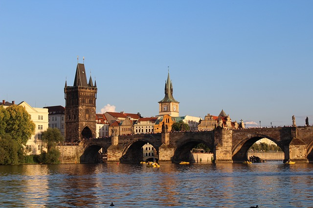 Karlsbrücke von Prag - Pelzblog