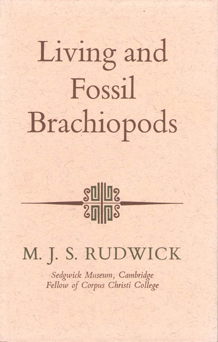 Image result for Living and fossil brachiopods rudwick