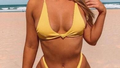 üçgen bikini modelleri 2019 2020