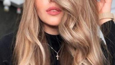 blonde balyaj saç rengi ve modelleri 2019 2020