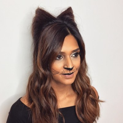 10 Halloween Hairstyle İdeas for 2020 6 #halloween #halloweenhairstyles #hairstyles #hairstyle #2020hairstyle