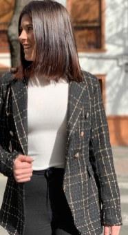 kış tweed modası