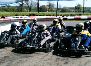 Go Karting at Heatherton
