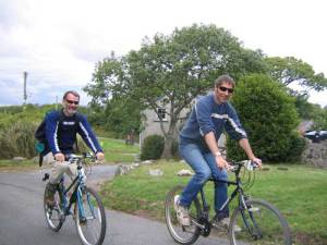 Cycling in the Pembrokeshire Coast National Park