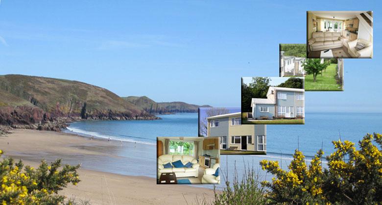 Freshwater Bay Holiday Cottages, Pembrokeshire Wales Coastal Holidays