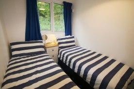 Twin-bedroom