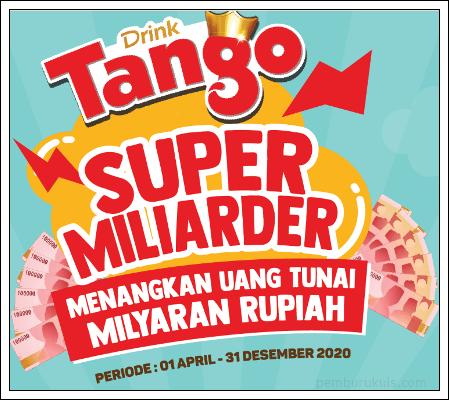 promo super miliarder drink tango