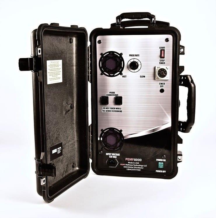 PEMF Basic device PEMF 8000 FAQ