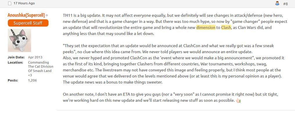 th11 official update info
