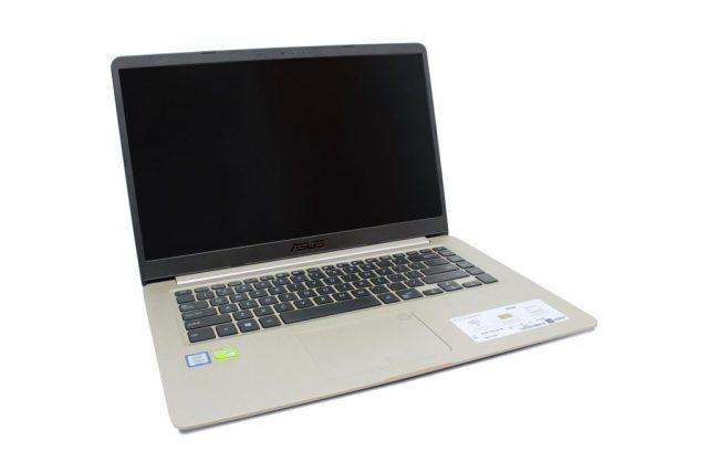 review Asus Vivobook S15 S510UQ_front open lid