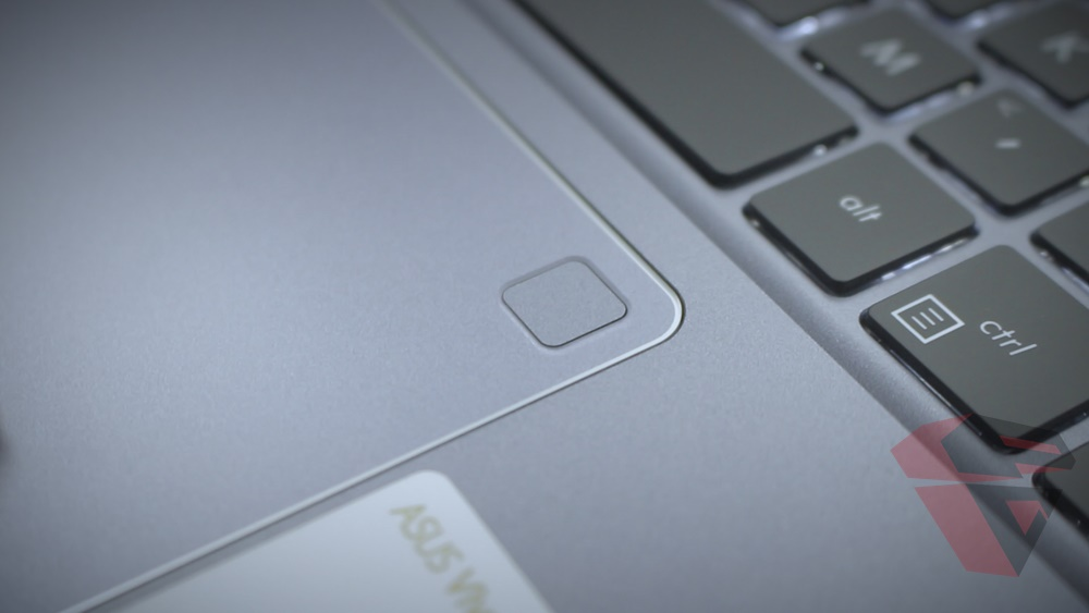 Asus Vivobook S14 S410 - Workstation - Touchpad