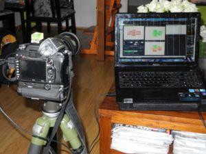Camera kalibreren met FoCal.