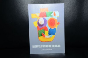 Rietveldschool 50 jaar jubileumboek