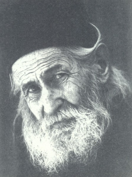Church: Monk John Kolitsiotis (1906 -1996)