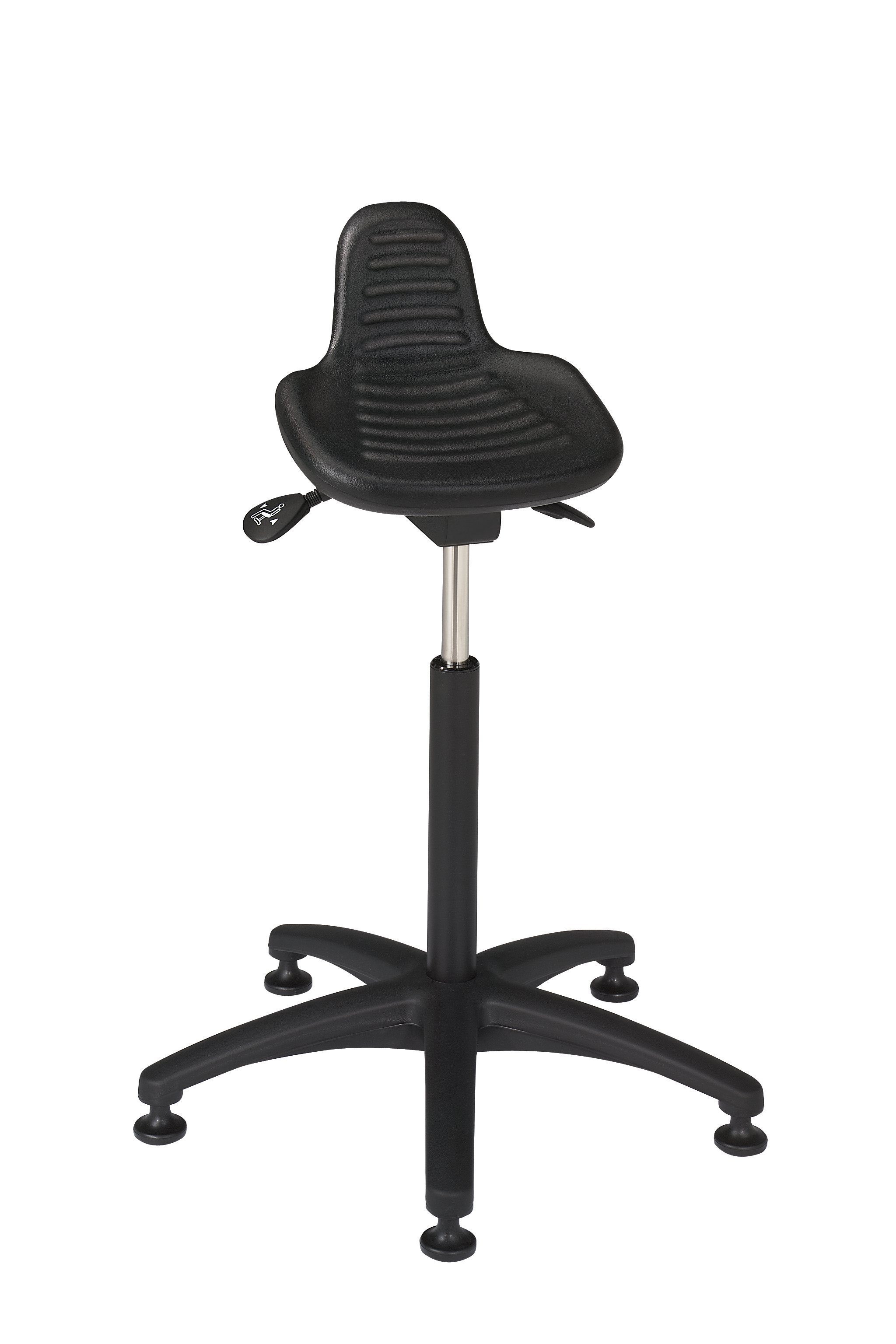minimal chair height stand test office indonesia bevco 3505 sit and stool 22 quot 32