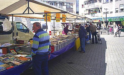 Weekmarkt Muntplein rond Kerstdagen niet op dinsdag maar op maandag