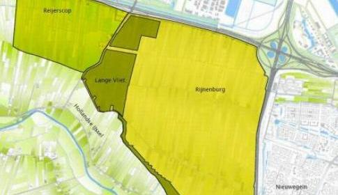 Opwekken duurzame energie in Rijnenburg niet met windmolens