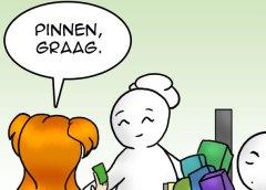 'De strip van Kim Houtzager'
