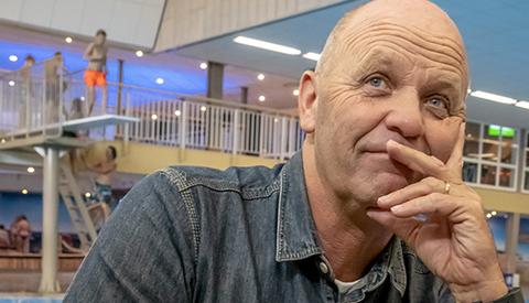 Portret van de week: 'Wie is daar hoofd zwemzaken van Merwestein?'