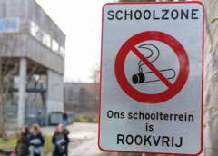 Nieuwegein ondersteunt de campagne 'De rookvrije generatie'