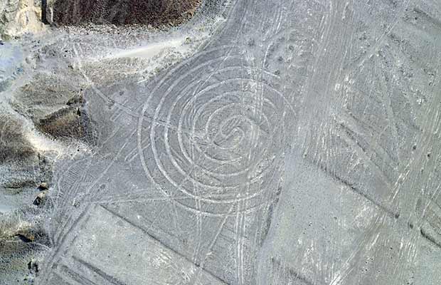 Como é sobrevoar as Linhas de Nazca