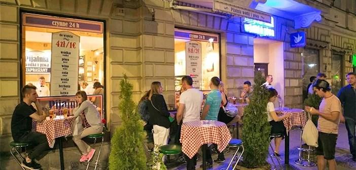 Conheça o melhor da noite de Varsóvia