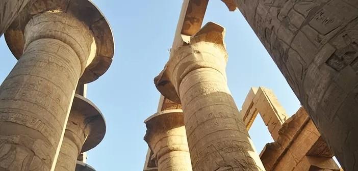 Como chegar a Luxor