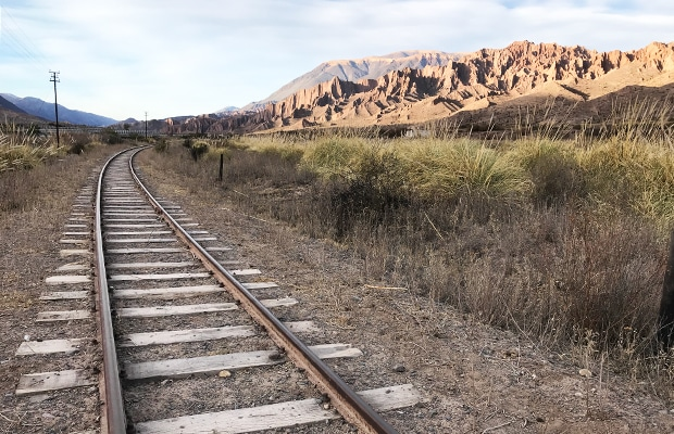 Trem para as Nuvens: uma viagem de Salta para o céu