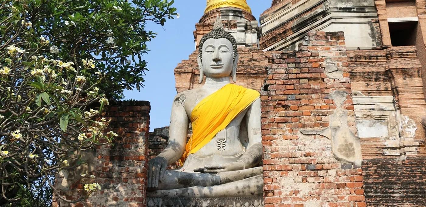 Onde se hospedar em Ayutthaya
