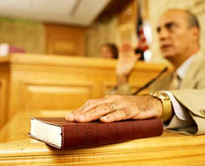 Il regime delle prove dichiarative nel processo penale.