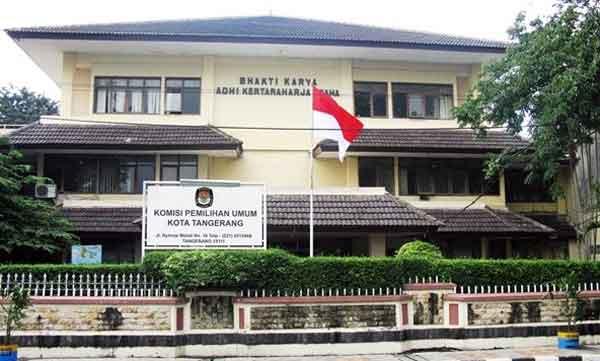 Rekrutmen PPK Pilkada Kota Tangerang
