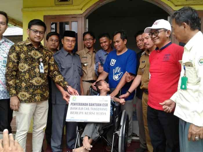 Bantuan forum CSR Kota Tangerang
