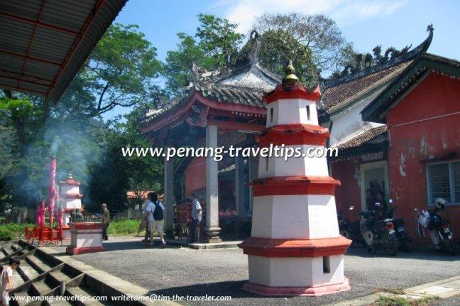 Xuan Wu Temple, Balik Pulau