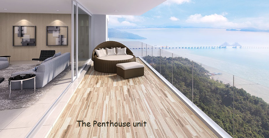 The Loft @ Southbay City Batu Maung Penang. Sea view condominium for sale - PENANG PROPERTIES.COM