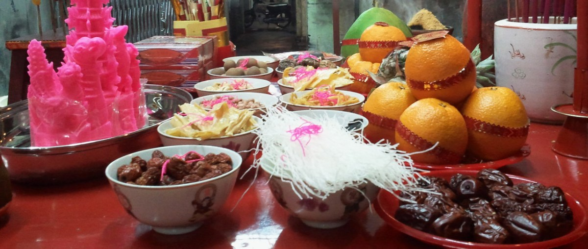 Hokkien New Year - Jade Emperor God's Birthday