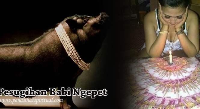 Cerita Pesugihan Babi Ngepet,Mendapatkan Uang Jutaan Dalam Semalam