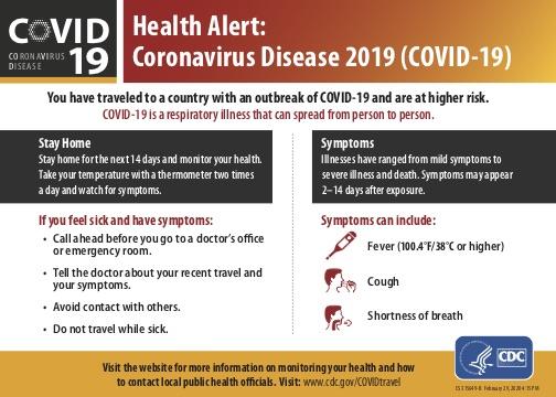 Maine CDC provides coronavirus travel guidance | PenBay Pilot