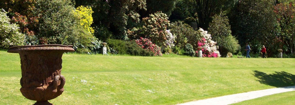 Pet Friendly Gardens in Cornwall