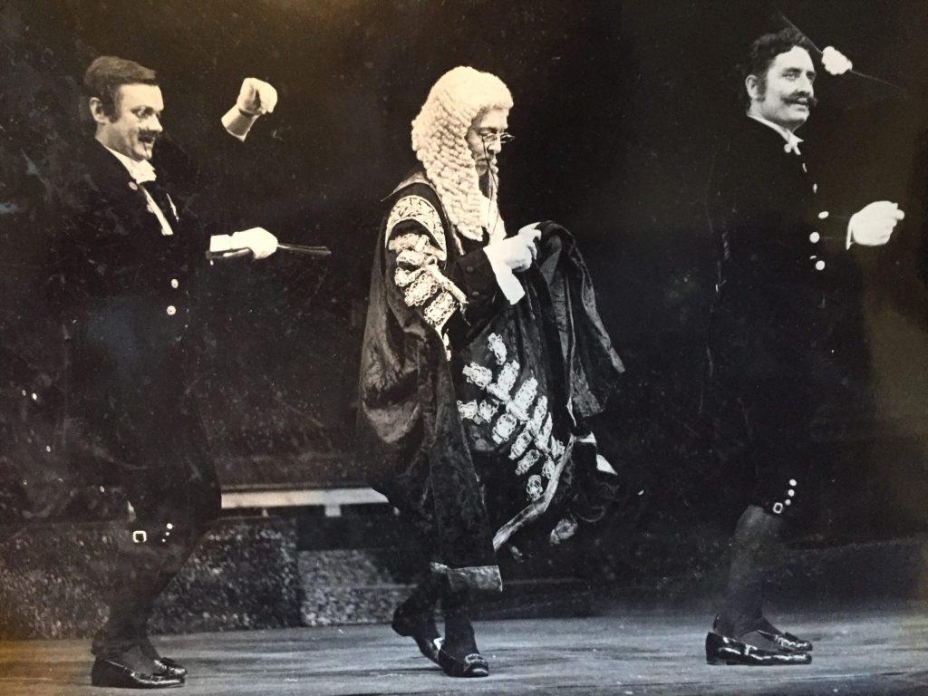 Gilbert and Sullivan at Pencarrow