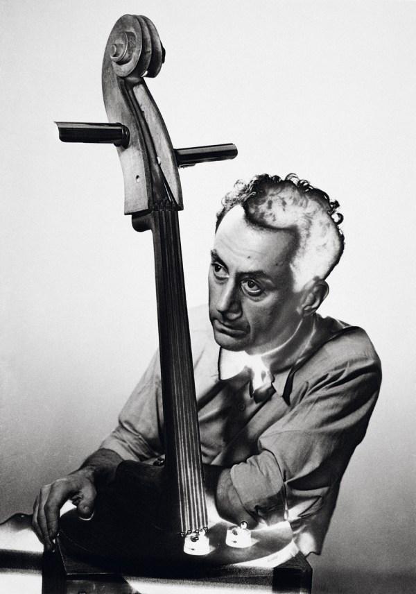 Man Ray Self Portrait