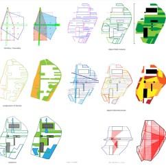 Oma Parc De La Villette Diagram Advanced Origami Crane Penccil Paris