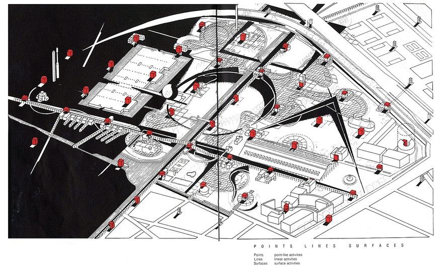 oma parc de la villette diagram remote start vehicle wiring diagrams paris